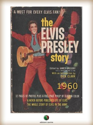 cover image of The Elvis Presley Story
